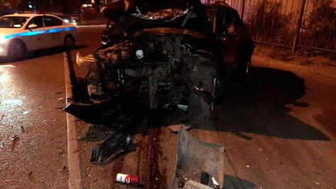 Устроившего смертельное ДТП в Воронеже водителя Infiniti отправили под домашний арест