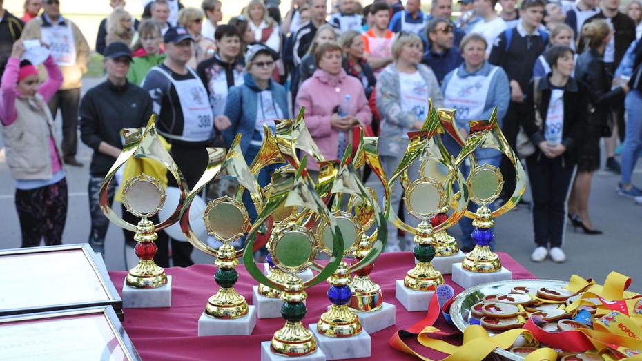 Воронежская область лидировала на конкурсе «Готов к труду и обороне» по итогам 2018 года