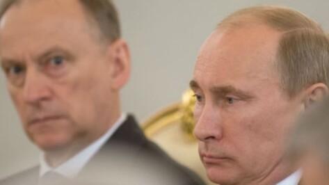 Патрушев раскрыл детали письма Путина Обаме