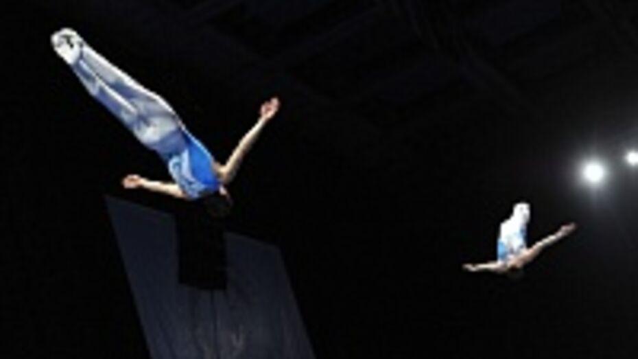 Воронежский батутист выиграл всероссийские соревнования по синхронным прыжкам
