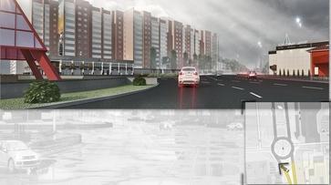 В сети появились 3D-модели обновленных по дизайн-регламенту улиц Воронежа