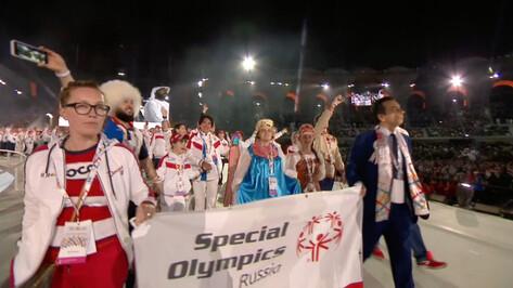Воронежские спортсменки привезли с Летних игр Специальной Олимпиады 12 медалей