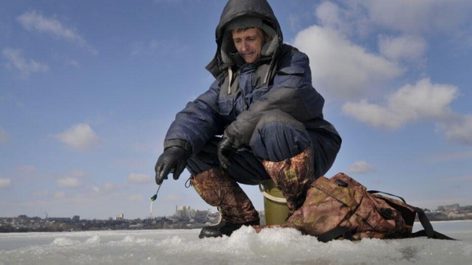 В Воронежской области пройдут зимние рыболовные Игры