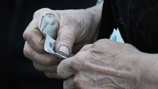 Обокравшая в Воронеже 90-летнюю пенсионерку женщина скрывалась в Московской области