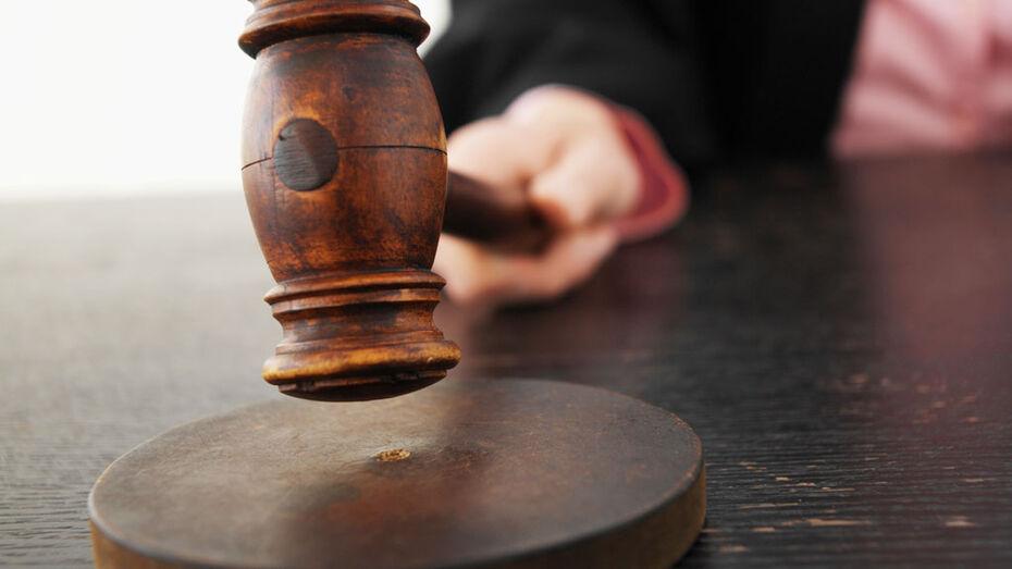 Жительница Рамонского района отправилась в тюрьму из-за неуплаты алиментов