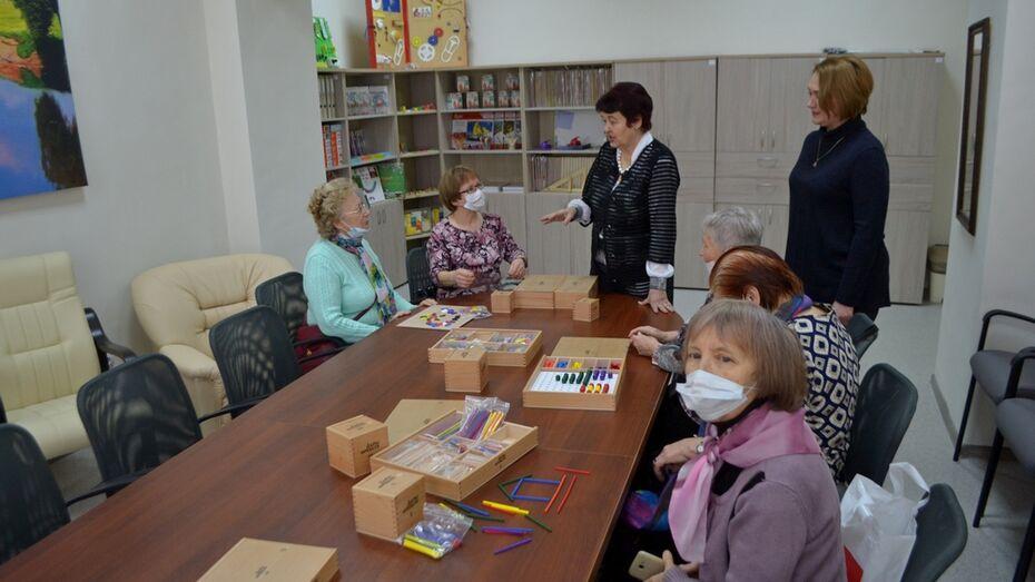 В Воронежской области откроют Центр дневного пребывания пожилых и инвалидов за 5 млн рублей
