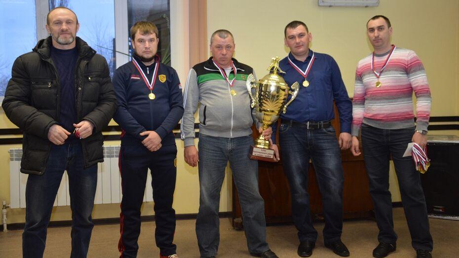 В Кантемировском районе подвели итоги чемпионата по хоккею
