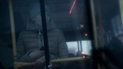 Воронежская маршрутка задавила собственного водителя на глазах у пассажиров