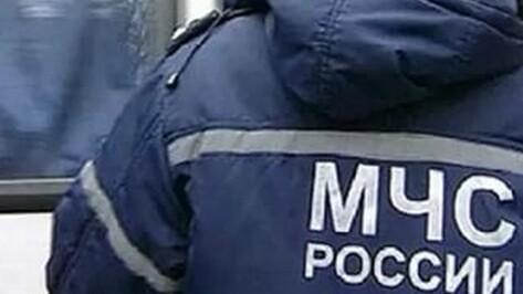 В Верхнехавском районе сгорел МАЗ с 20 т масла