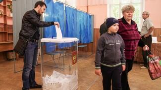 В Острогожске проголосовали больше 80% избирателей