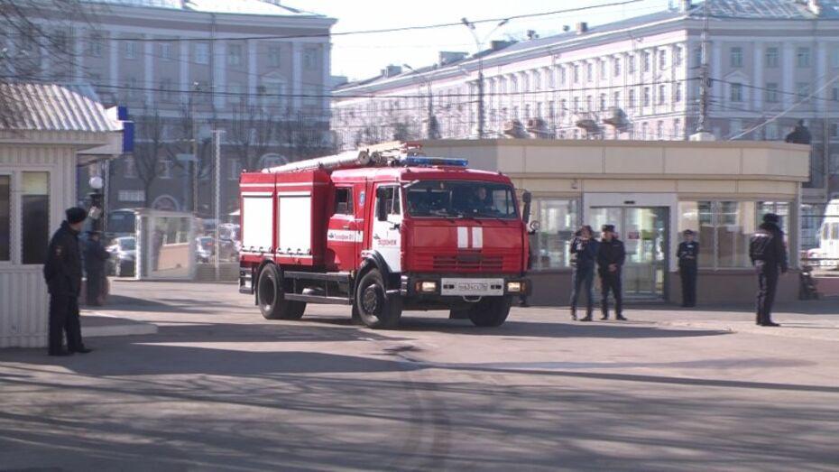 Оперативные службы провели учения на вокзале «Воронеж-1»