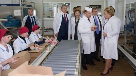 Валентина Матвиенко о воронежском АПК: «Это настоящее импортозамещение»