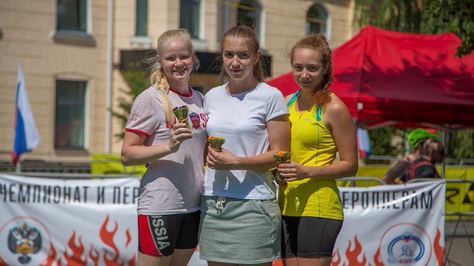 Воронежская спортсменка завоевала «золото» на чемпионате России по лыжероллерам