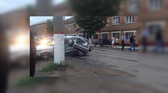 За ДТП с 3 жертвами в Воронежской области осудили 2 водителей