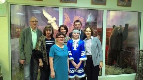 Воронежский педагог провела открытые уроки на Ямале