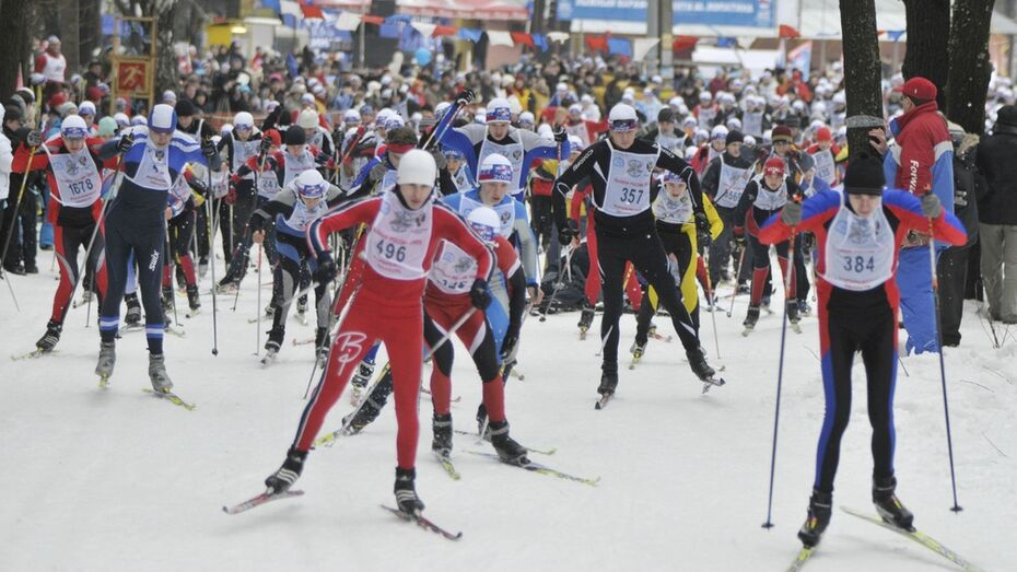 Спортсмены-любители предложили провести в Воронеже лыжный чемпионат мира
