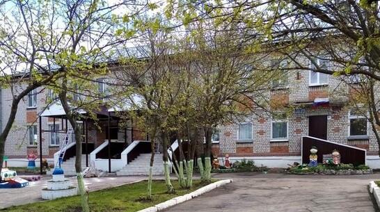 В павловском селе Воронцовка в детском саду появилась ясельная группа на 15 мест