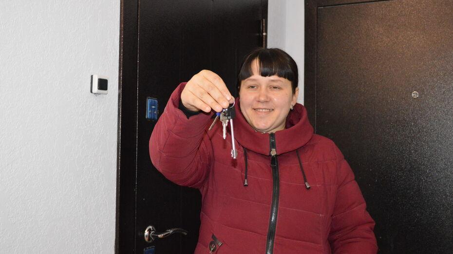 Выпускница воронежского интерната для слабовидящих обрела квартиру спустя 8 лет
