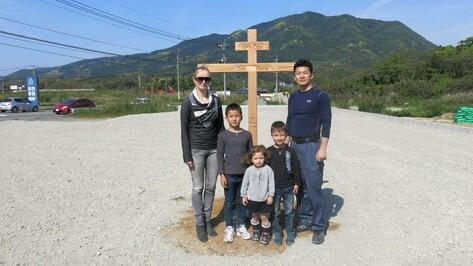 Семья уроженки Репьевки построит в Японии православный храм