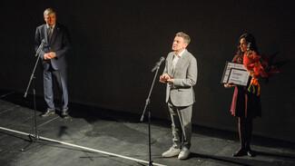 Премию воронежского Платоновского фестиваля получил его худрук
