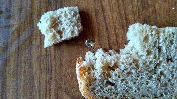 Под Воронежем 11-летний мальчик нашел в хлебе булавку