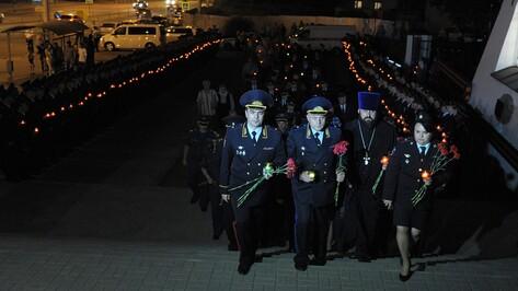 Фото РИА «Воронеж». Всероссийская акция «Завтра была война»