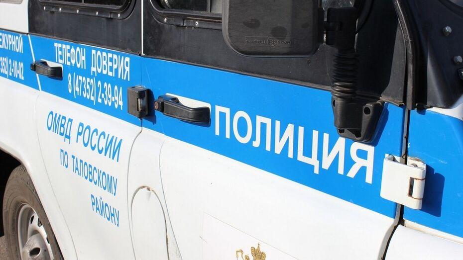 В Таловском районе сельчанин угнал автомобиль у знакомого