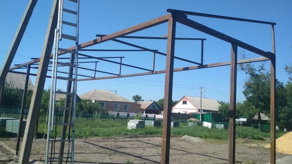 Танцплощадка появится в таловском поселке Видный