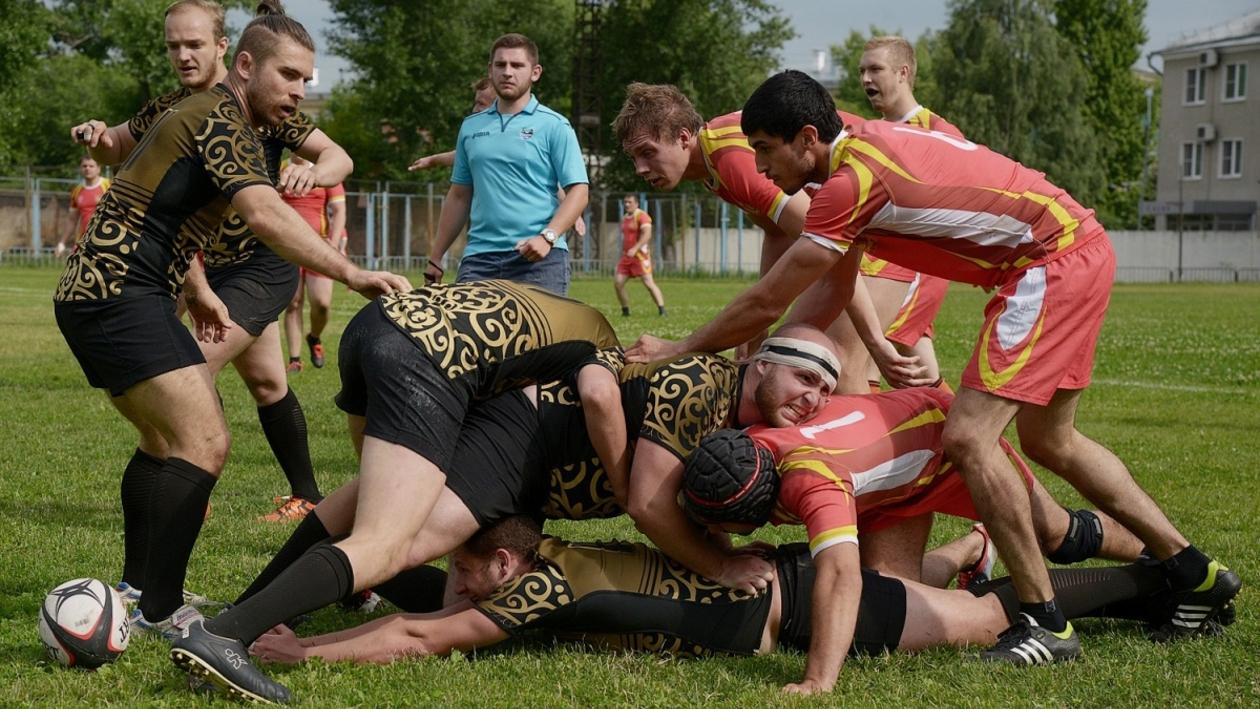 «Даже двух команд в Воронеже мало». Регбисты «Гвоздей» и «Скифов» провели дерби