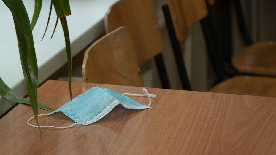 В Воронежской области за неделю в 2 раза выросло число заболевших ОРВИ школьников