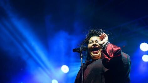 Певица Мариам Мерабова на воронежской Усадьбе Jazz: «Моя публика не танцует под поп»