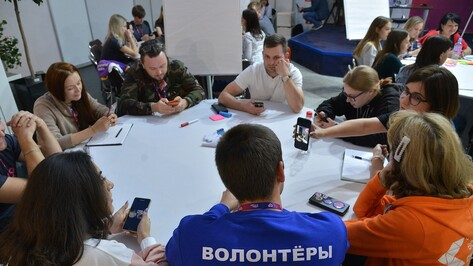 В Воронеже стартовал прием заявок на конкурс волонтеров «Абилимпикс»