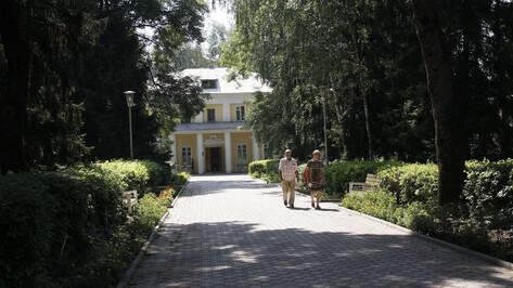 Для воронежцев закупили 2 тыс путевок в санатории