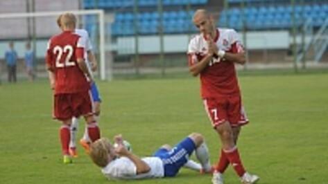 Лискинский «Локомотив» одержал волевую победу над «Орлом»