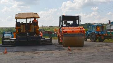 Дороги местного значения начали ремонтировать в Воробьевском районе