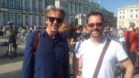 На Велоночь-2015 в Воронеж приедет «велосипедный посол Дании»