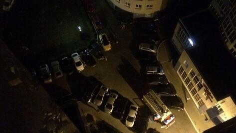 В Воронеже произошел взрыв в доме на бульваре Победы