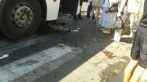 Воронежский школьник умер после ДТП с автобусом на Ленинском проспекте
