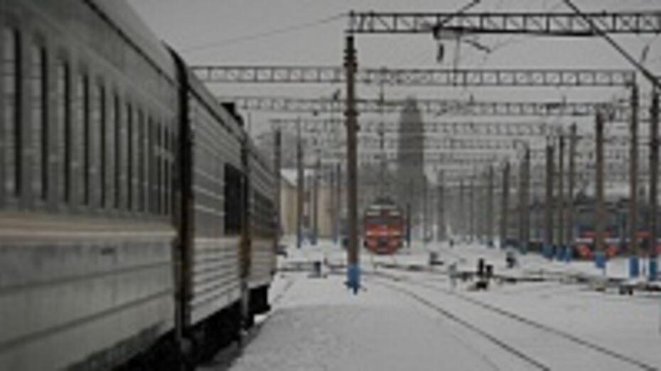 В Лисках погиб машинист местного эксплуатационного локомотивного депо