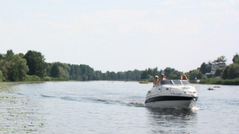 В Воронежской области осудят сбившего лодку с рыбаком владельца катера