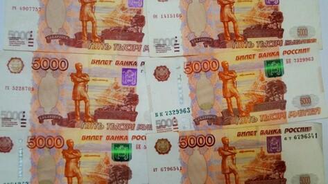 Фальшивомонетчики сбыли подделки в торговом центре Воронежа