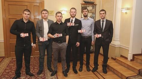 В Воронеже получили удостоверения первые народные дружинники