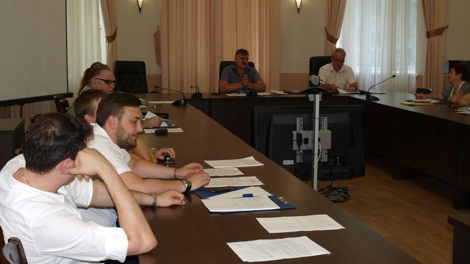 В Семилуках трем жителям присвоили звание «Почетный гражданин»