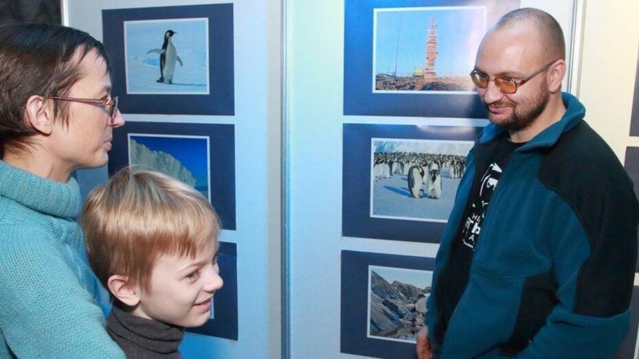 Экс-начальник арктической станции проведет еще 2 встречи с воронежцами