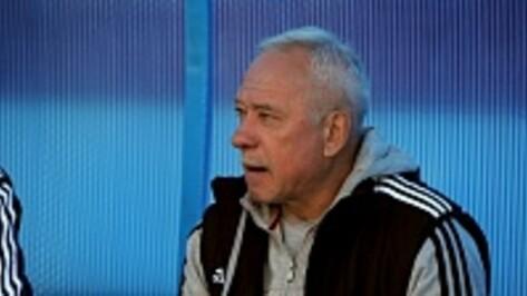 Главный тренер воронежского «Факела»: «Антипенко получил разрыв ахилла»