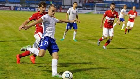 Футбольная национальная лига назвала соперников воронежского «Факела» в Кубке ФНЛ