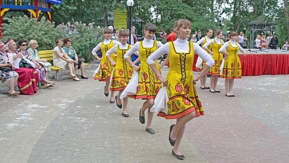 В Лискинском районе начали отбор номеров для фестиваля «Славянская душа»