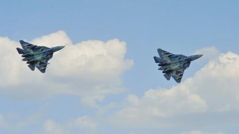 На авиашоу под Воронежем военные пригласили всех желающих
