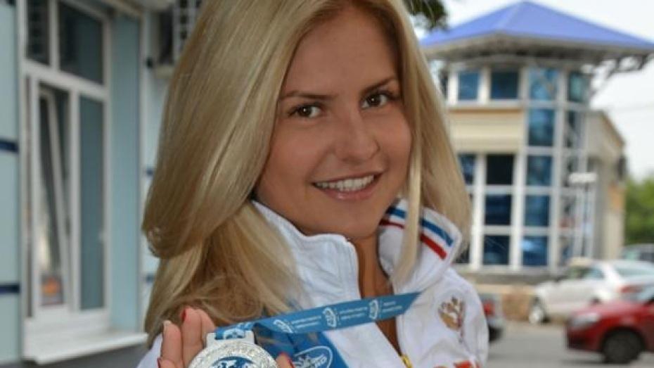 Воронежская спортсменка завоевала «бронзу» Кубка России по подводному спорту