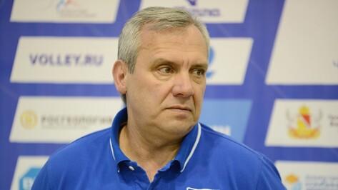 Тренер волейбольного «Воронежа»: «Нужно наладить взаимодействие школ и команды»